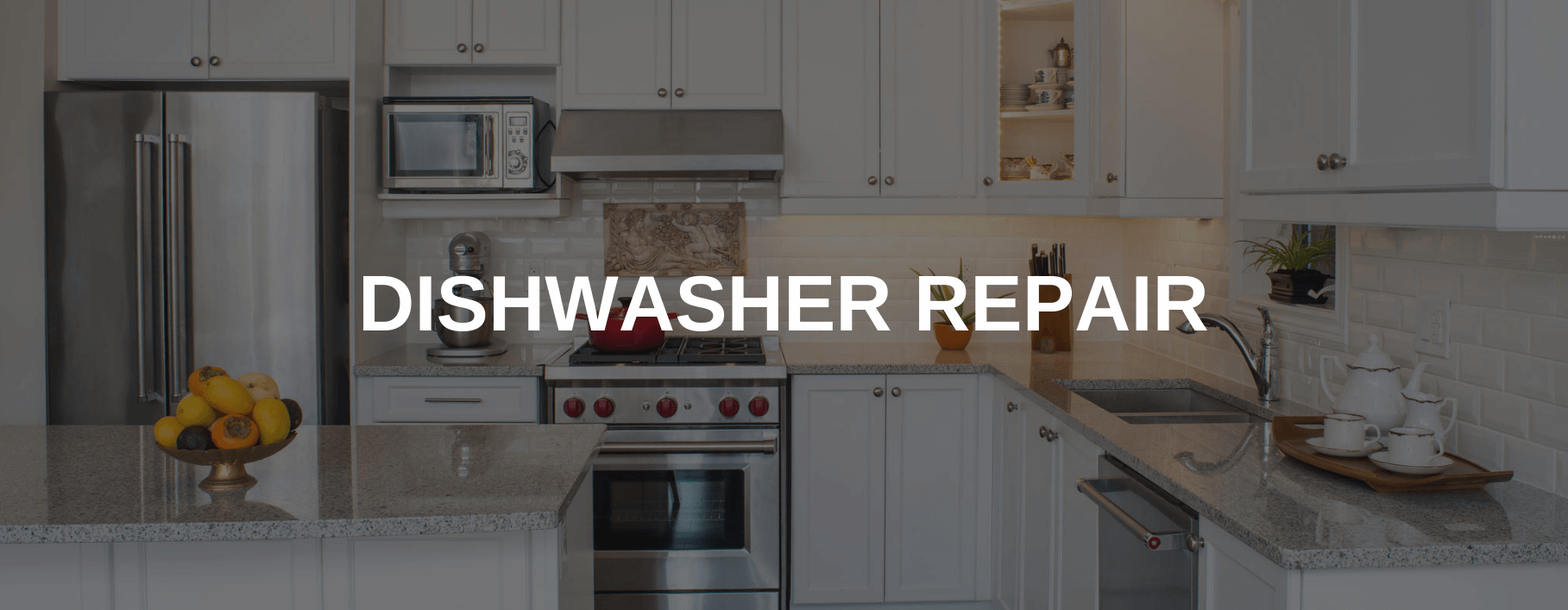dishwasher repair edison